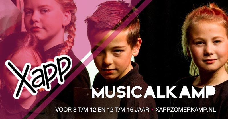 Xapp musicalkamp